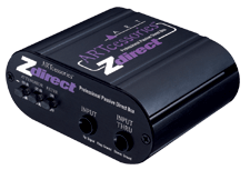 ART Z Direct Professional Passive Direct Box