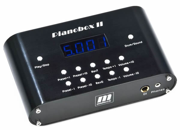 Miditech Pianobox II